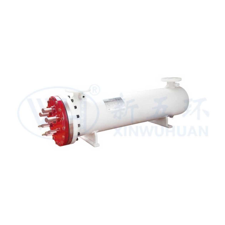 壳管式蒸发器三回路