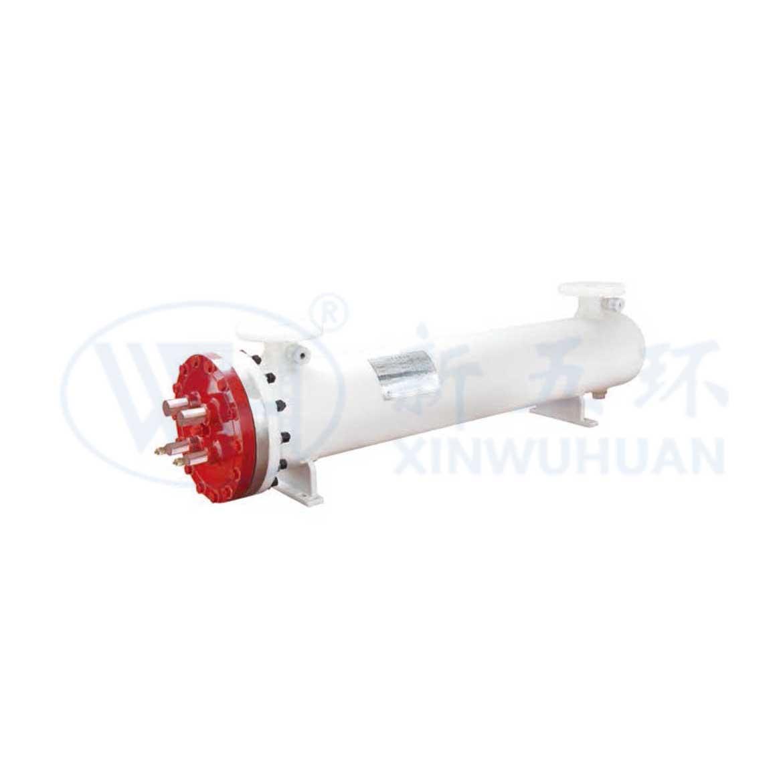 壳管式蒸发器双回路
