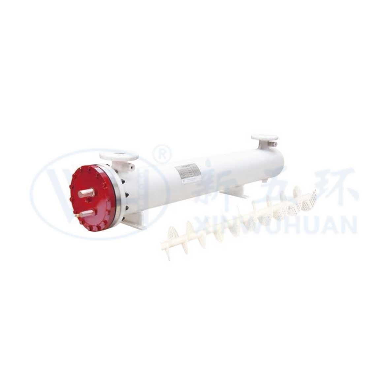 壳管式蒸发器单回路
