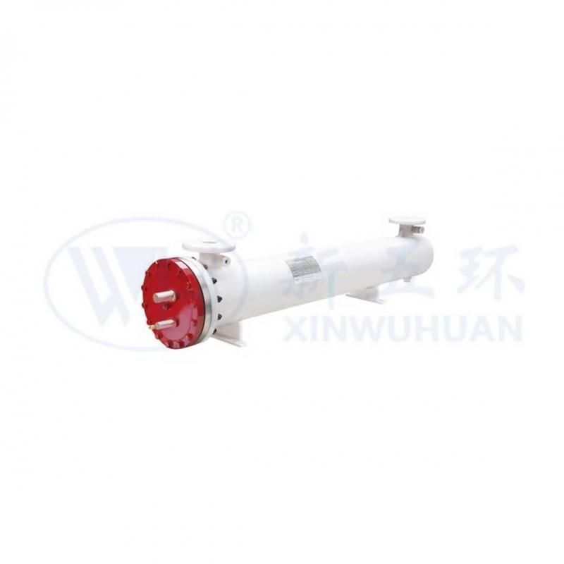 上海纯钛壳管式蒸发器单回路
